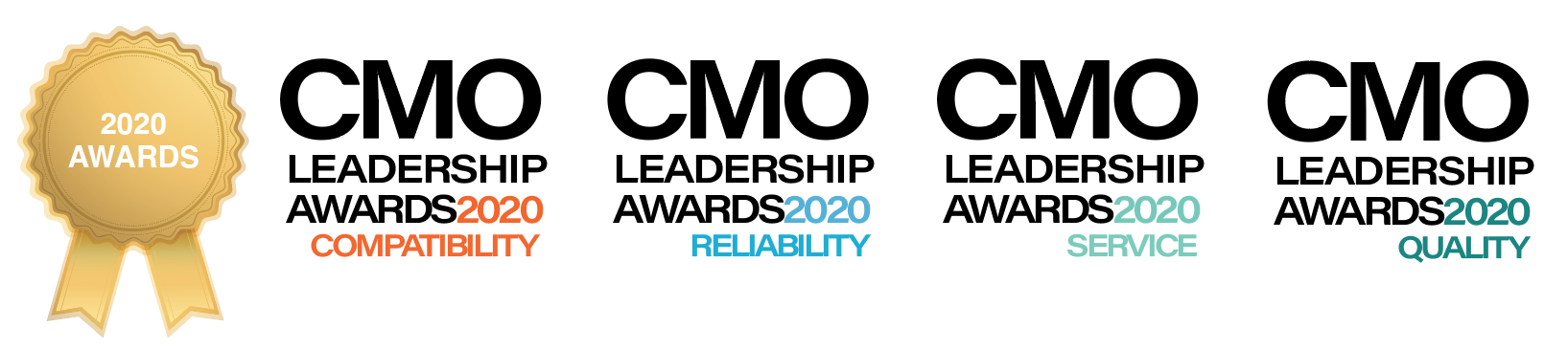 Pii CMO 2020 awards