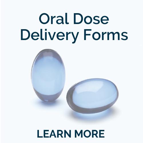 Solid Oral Dosage Soft Gel